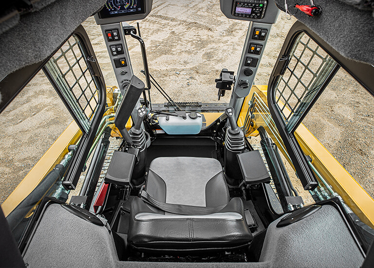 VT 70 Interior