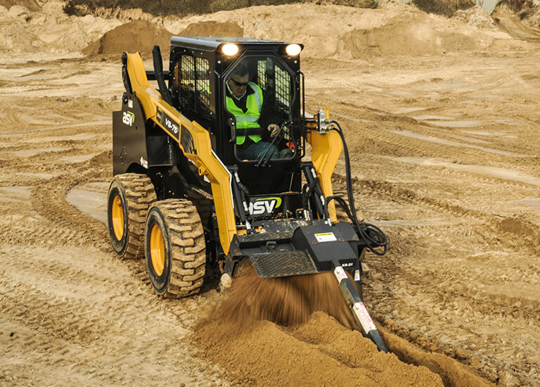 ASV Skid Steer Loaders | Best-In-Class Skid Steer Loaders