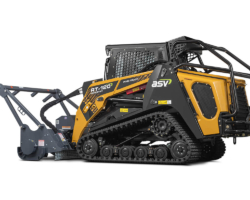 RT-120 Forestry Compact Track Loader