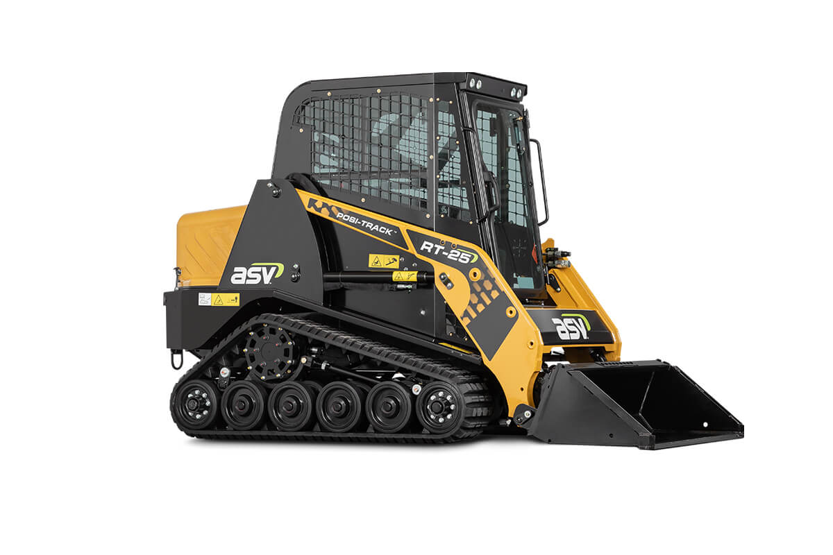 RT-25 Compact Track Loader profile