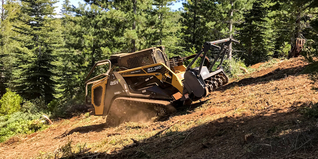 RT-120 Forestry CTL