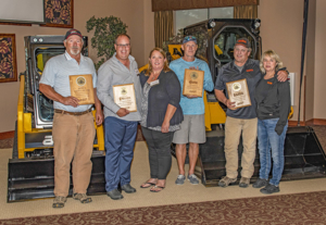 Dealer Award Winners