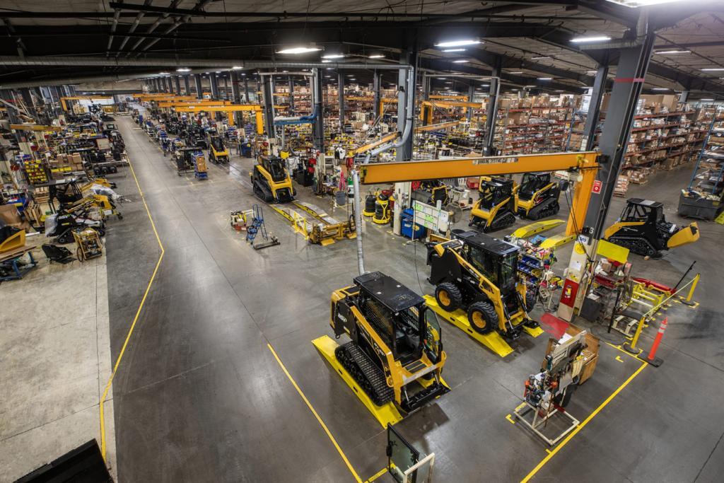 ASV manufacturing facility